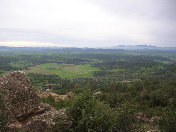 The Dehesa de Castilseras.